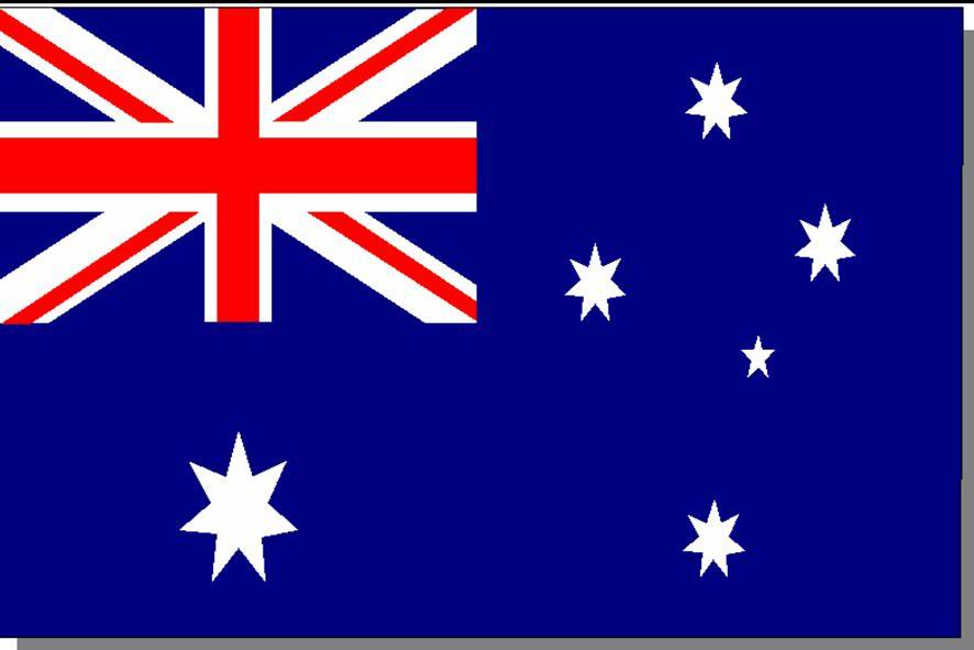 How To Draw The Australian Flag Step By Step Stuff Pop